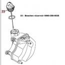 BOUCHON RESERVOIR STIHL FS 100