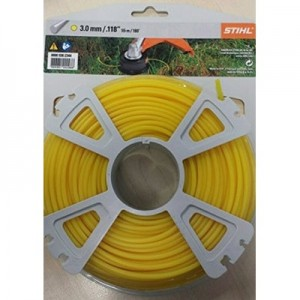 FIL NYLON JAUNE 3 MM 55 M