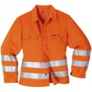 VESTE REFLECT ORANGE VIF
