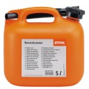BIDON 5L ORANGE