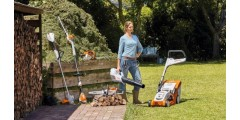 ZONE DEDIEE STIHL VIKING